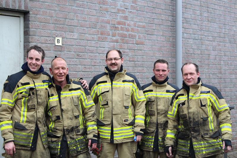 Darum zur Feuerwehr gehen